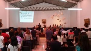Worship at Sembradores De Vida. A piece of Heaven!